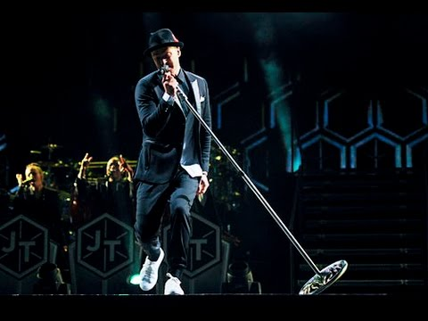 Justin Timberlake   Mirrors Live At Rock in Rio Festival Lisboa Portugal 2014