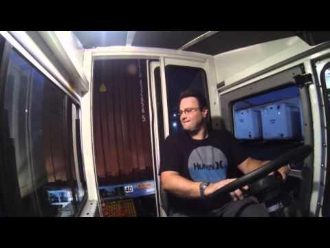 Manobrando os Containers - Vlog18rodas