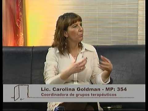 Lic Carolina Goldman en A Puertas Abiertas 30-08-14 Bloque 3 Exclusivo web