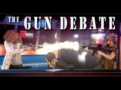  The Gun Debate [RAP NEWS 18]