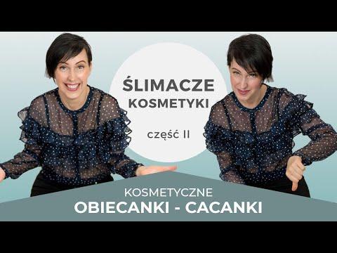 Skin Ekspert Kosmetyczne Obiecanki Cacanki Saga ślimakowa Cz 2