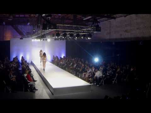 Amour Luxury Swimwear - La Fashion Week Ss 2014 Runway Bikini Models Video video