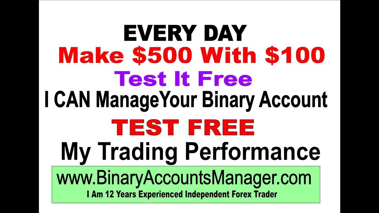 Binary trading robot jerry biener
