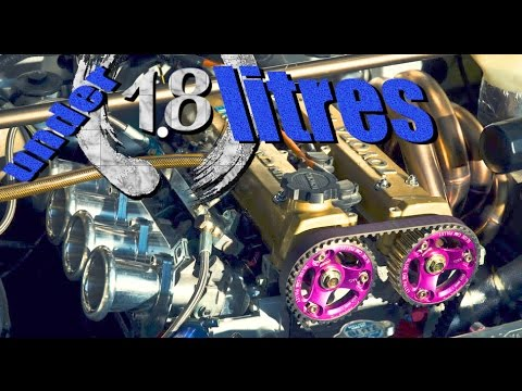 4 of the Best Naturally Aspirated Engines under 1.8 litres!
