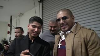 FERNANDO VARGAS REACTION TO MIKEY GARCIA GETTINGA LAMBO EsNews Boxing