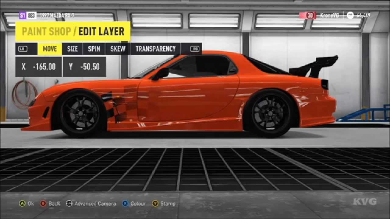 How To Customize Your Car In Forza Horizon