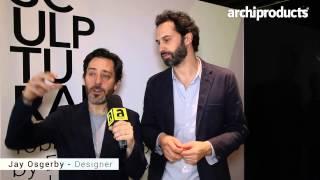 B&B ITALIA | Barber & Osgerby - Fuorisalone 2014