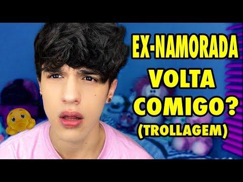 TROLLEI MINHA EX-NAMORADA PEDINDO PRA VOLTAR! (FUI SURPREENDIDO)