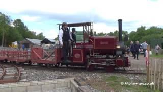 download lagu Apedale Valley Light Railway Stanhope Steam Gala 14th May gratis