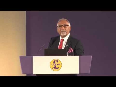 UKIP Amjad Bashir - Conference Sep 2013