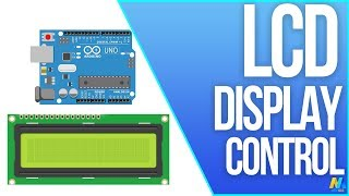 Arduino LCD Display Control