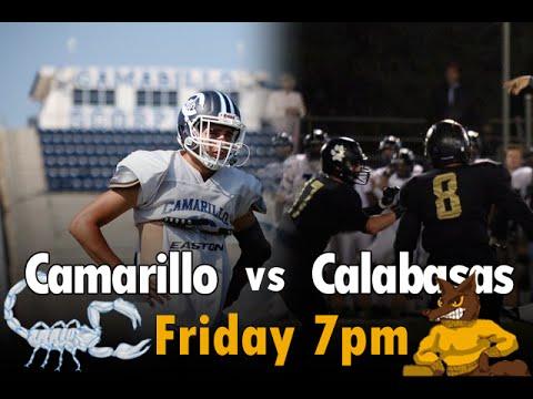 Game of the Week: Camarillo at Calabasas