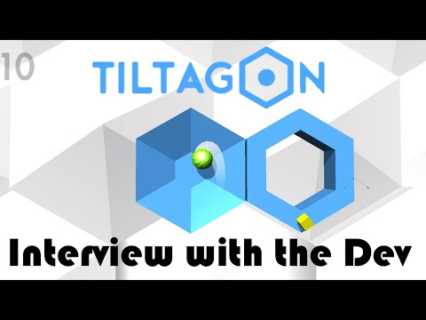 Interview with the Developer of Tiltagon