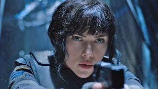 Ghost in the Shell 1-5 | official teaser trailer (2017) Scarlett Johansson