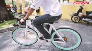 Hướng dẫn 3 kỹ năng cơ bản xe đạp Fixed Gear: SKID, BARSPIN, STAND | FORNIX.VN
