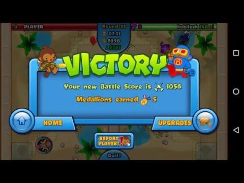 Wizz Kid Bloons TD Battles #1