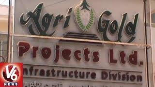 Agri Gold Director Sitarama rao Arrested In Delhi