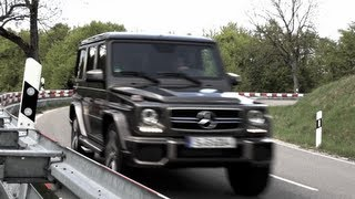 G63 AMG: Super Sports Utility - /CHRIS HARRIS ON CARS