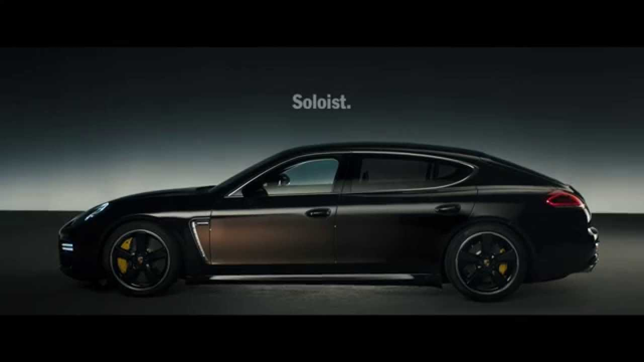 panamera exclusive series built for 100 enthusiasts