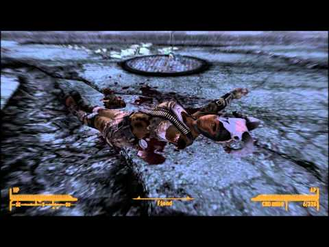 Fallout New Vegas Helping Veronica a Bit and Crimson Caravan Company