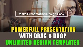 iSlide - A Powerful Presentation Maker With Drag & Drop For Everyone
