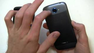 HTC One X vs. HTC One S Dogfight Part 1