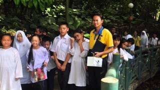 Lawatan Sambil Belajar PPKI SKP2R ke Taman Poring Ranau 2014