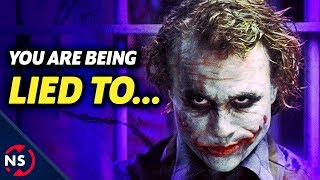 What everyone gets WRONG about Heath Ledger's Joker... (The Dark Knight) || NerdSync