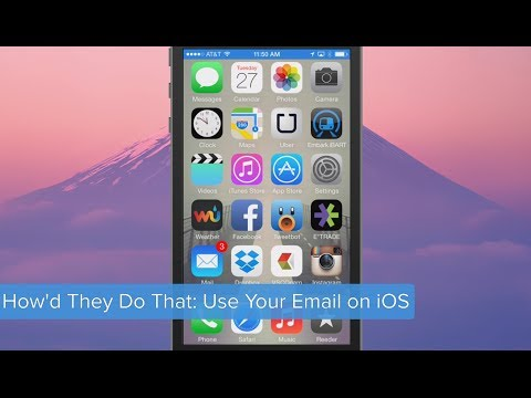 How'd They Do That? Use Google Apps Email with an iPhone or iPad