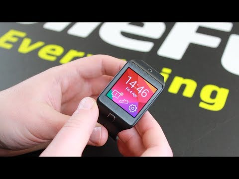 Samsung Gear 2 Neo Smartwatch Hands On