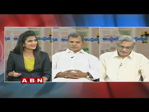 Debate | Undavalli Arun Meets CM Chandrababu Over AP Bifurcation Promises | Public Point | Part 2