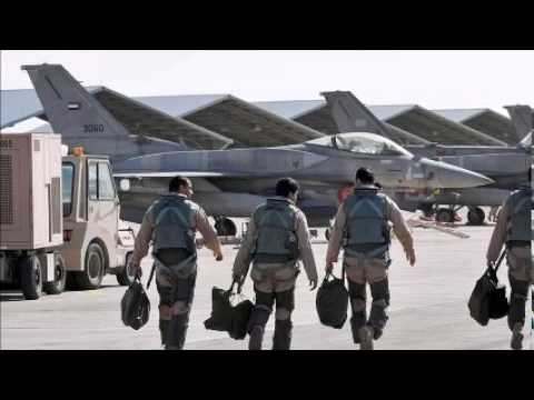 UAE claims air force has hit ISIL-held oil refineries