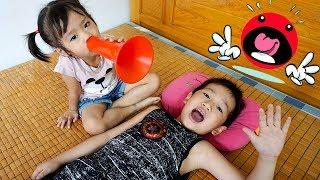 Trò Chơi Thiếu Nhi Đánh Thức Các Bé Dạy - Bé Nhím TV - Trò Chơi Trẻ em