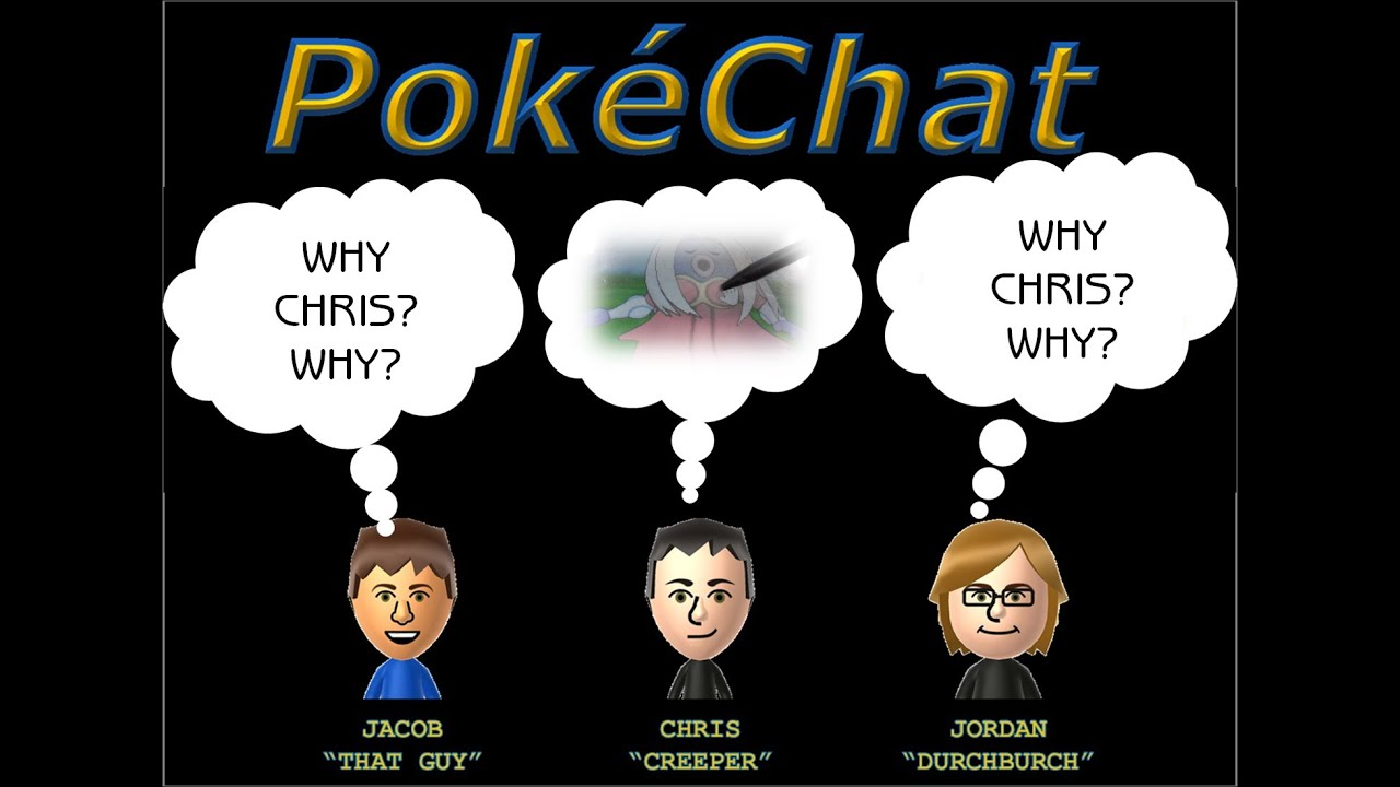Pokechat 21 Chris Plays Pokemon Amie Contains Content Inappropriate For Children Youtube
