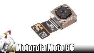 Guía del Motorola Moto G6 Play: Cambiar cámara trasera