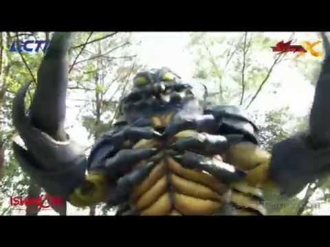 ZOIK Monster berhasil dihancurkan - Satria Garuda BIMA X
