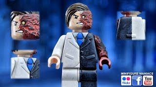 LEGO Two-Face Custom Minifigure