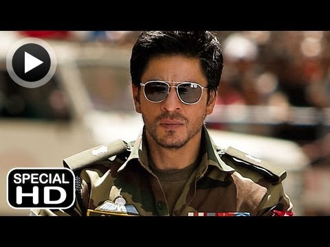 Shahrukh Khan bikes through Ladakh - Jab Tak Hai Jaan -  Poem...