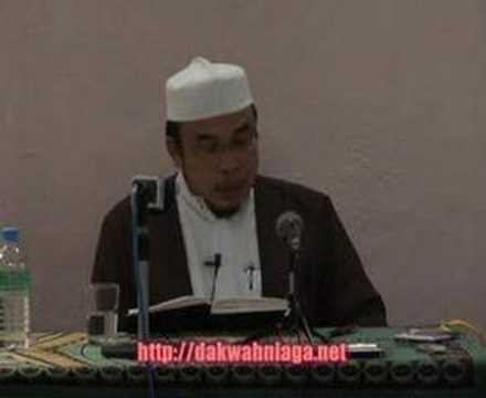 09Jul07 : Dr Asri, Mufti Perlis ( 4 / 9 )