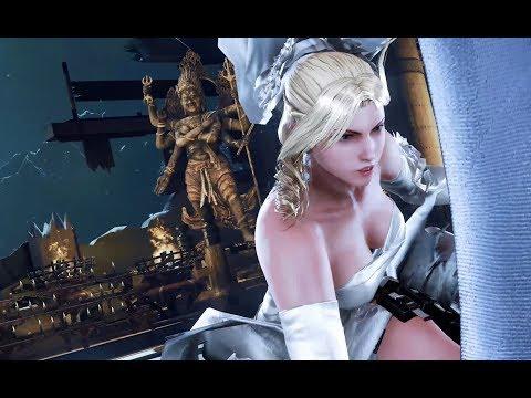 Tekken 7  - Todos los ataques especiales Rage Arts (4K 60fps) PC