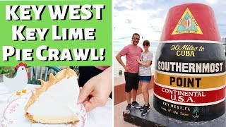 We Found the BEST KEY LIME PIE in KEY WEST! | Disney Christmas Cruise - Day 5