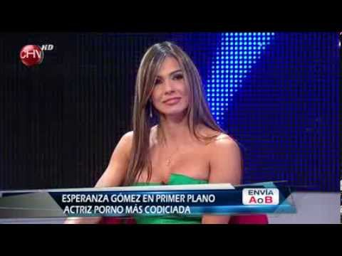 Esperanza Gómez revela todos los secretos del cine porno en Primer Plano - 11/10/2013