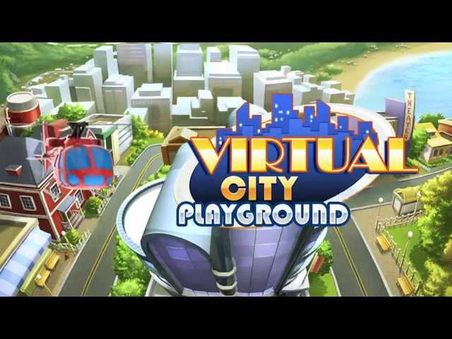Virtual City Playground® 1.15 Update for Mac