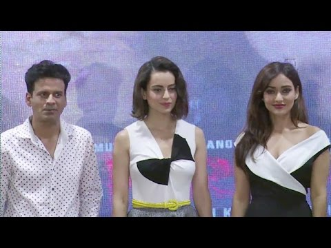 UNCUT 'KRITI' Short Film Press Conference | Kangana Ranaut | Manoj bajpai | Neha sharma