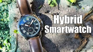 Fossil Q Hybrid Smartwatch (Review, Opinion And Thoughts)