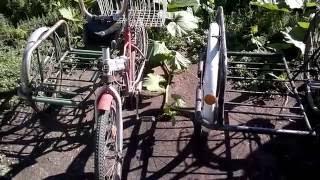 Как сделать коляску для велика своими руками 16