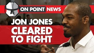 Jon Jones Cleared To Fight, Lesnar's Missing Test A 'Technical Issue', Bisping Replaces Jimmy Smith?