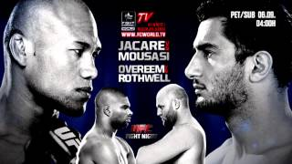 UFN: Souza vs. Mousasi