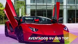 Top 7 Most slow or fast super cars