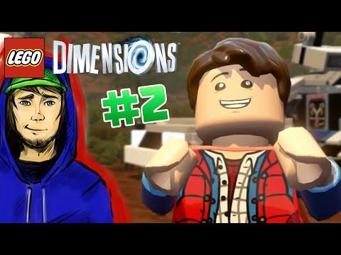 LEGO Dimensions (Прохождение) Часть 2